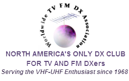 Worldwide Televion and FM DX Association
